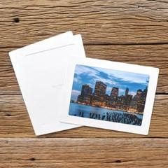 A4 포토프레임 스토리지 박스세트  - 화이트 10매