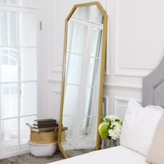 크레용 팔각 골드 주문제작 거울