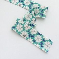 [Deco] 첼시플라워 5cm 린넨 바이어스