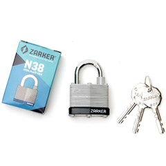 자커 철판 자물쇠 N38A