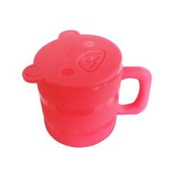 투데코 실리콘 투데이 뚜껑 미니컵(200ml)
