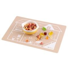 투데코 실리콘 식탁 매트