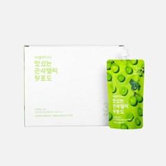 [3+1]슈가로로 맛있는 곤약젤리 청포도 10개입 (3kcal)