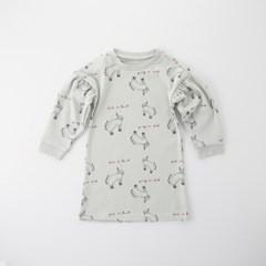 [꼬까참새] 장화신은 고양이 (Dress set)
