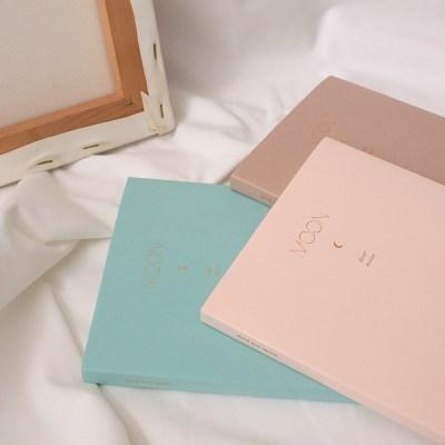2019 Moon diary ver.6 _큰 달 (L)