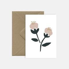 미슈카스 디자인 카드 - [Michoucas Design] Rose card