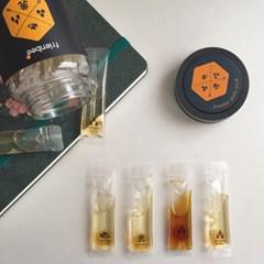 프렌비 벌꿀- 꿀찬 선물세트 1(생벌집꿀)