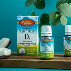 슈퍼 데일리 D3 드롭 1병(10.3ml)