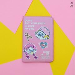 [LEEGONG] 수학여행 여권 케이스