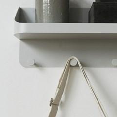 선반형 코트 랙 / 덴마크 하우스닥터 / Pocket coat rack