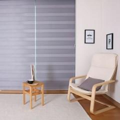 G022 할리오I와이드 콤비블라인드 맞춤제작 사계절 블라인드