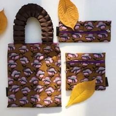 accordion pouch (아코디언 방수 파우치)