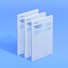 [모트모트] 텐미닛 플래너 31DAYS 컬러칩 - 세레니티 1EA