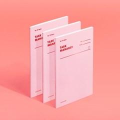 [모트모트] 태스크 매니저 31DAYS 컬러칩 - 로즈쿼츠 1EA