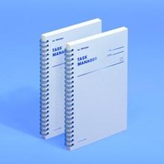 [모트모트] 태스크 매니저 100DAYS 컬러칩 - 세레니티