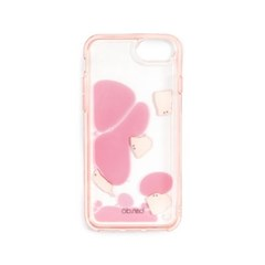 FLOATING ICONS IPHONE CASE - WORKING GIRL(아이폰 6,7,8호환)