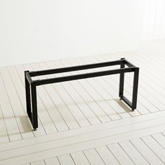 2인의자 식탁 철제 프레임 테이블 다리 DIY 조립_(1860590)