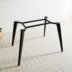 900X800 식탁 철제 프레임 테이블 다리 DIY 조립_(1860583)
