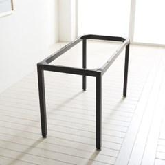 책상 테이블 조립 철재 프레임 1500X600 다리 DIY_(1860577)