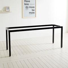 프레임 1800X600 철재 다리 DIY 조립 책상 테이블_(1860576)
