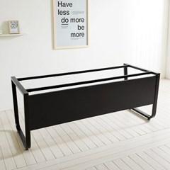 철제 프레임 DIY 책상 조립 테이블 다리 수작업 스틸_(1860603)