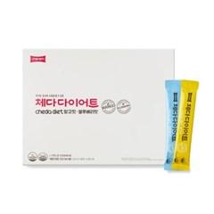 [체르엠] 체다 다이어트 20ml 60포(블루베리맛30포+망고맛30포)