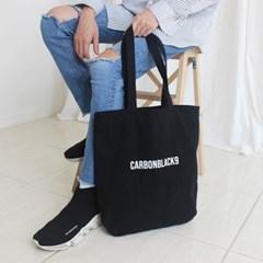 [카본블랙나인 캔버스가방] CANVAS BAG BLACK