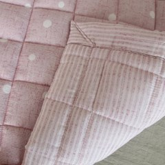 로하 모달 침대패드 Q-3color