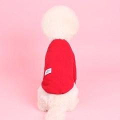 심플맨투맨(red) Simple MTM