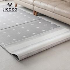 [리코코] 복도형 이모션 PVC 매트- 170x140x1.5cm /아기_(933441)