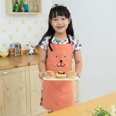 애니멀오렌지(아동) 앞치마