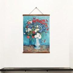 패브릭 포스터 식물 꽃 그림 액자 반 고흐 no.21