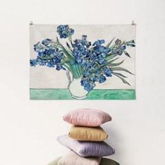 패브릭 포스터 식물 그림 인테리어 액자 반 고흐 no.20