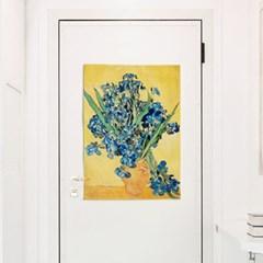 패브릭 포스터 명화 식물 꽃 그림 액자 반 고흐 no.15