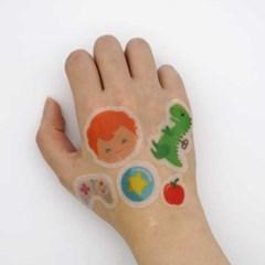 플로릿 어린이화장품 캐빈 스티커 마스크 팩 10매