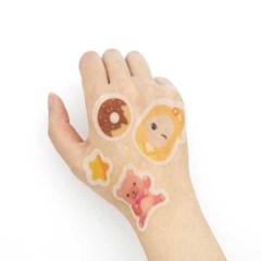 플로릿 어린이화장품 엘리 스티커 마스크 팩 10매