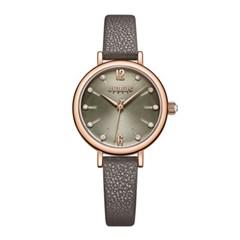 [쥴리어스정품]JA-1077 여성시계 손목시계 가죽밴드