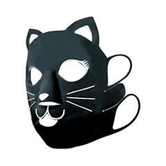 페이스슬림 고양이 마스크
