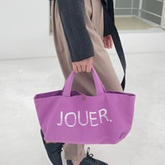 CITY.BAG PURPLE
