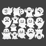 할로윈 월데코장식 - 유령