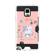 갤럭시노트9 (N960) Mst-Meow 카드 범퍼 케이스