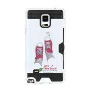 갤럭시노트9 (N960) Mst-NewStar 카드 범퍼 케이스