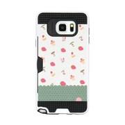 갤럭시노트9 (N960) Mst-Strawberry 카드 범퍼 케이스