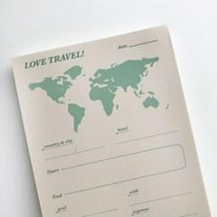 러브이즈기빙 Love travel