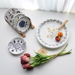 마에바타 부케 접시세트(파티)