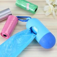 빠띠라인 다용도 휴대용 비닐봉투