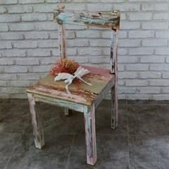 리치웰 빈티지 클래식 의자