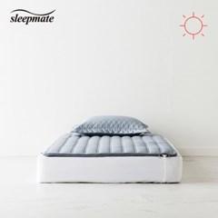 슬립메이트 더시티 싱글 원적외선모드 온열매트_(1075560)