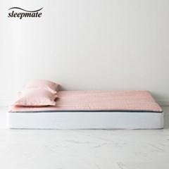 슬립메이트 더시티 핑크 더블 온열매트_(1075573)