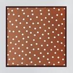 New Super Dot Square Petit Scarf